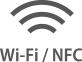 WLAN mit NFC