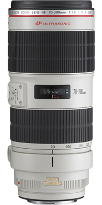 EF 70-200mm f/2.8L IS II USM