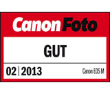 Canon EOS M - Canon Photo - gut