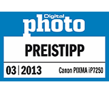 Digital photo: Preistipp für PIXMA iP7250