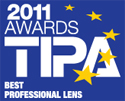 TIPA award - best professional lens: EF 70 200mm f-2.8L IS II USM