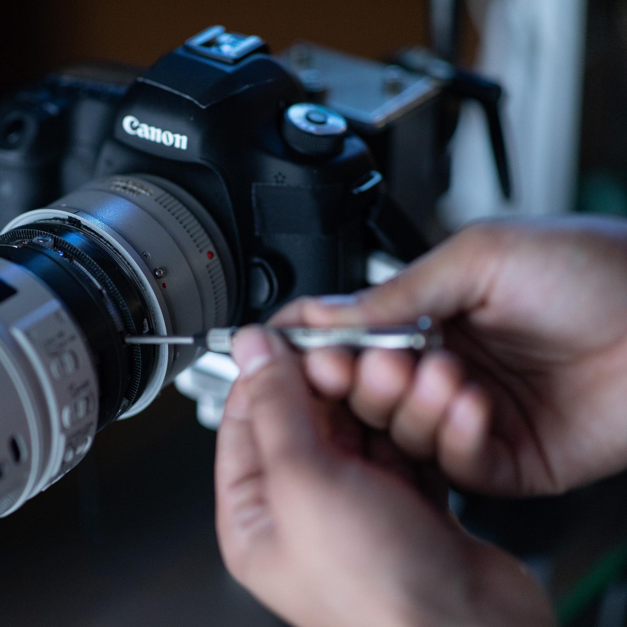 Service  und Reparaturcenter   Canon Deutschland