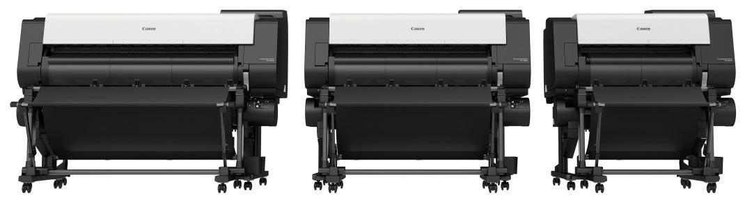 Canon Imageprograf Tx Serie Cad Tintenstrahldruck Erreicht Die